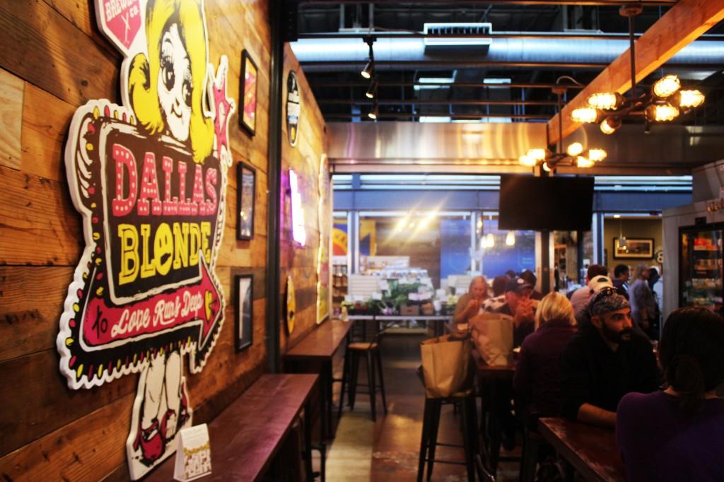 Dallas Brewery.